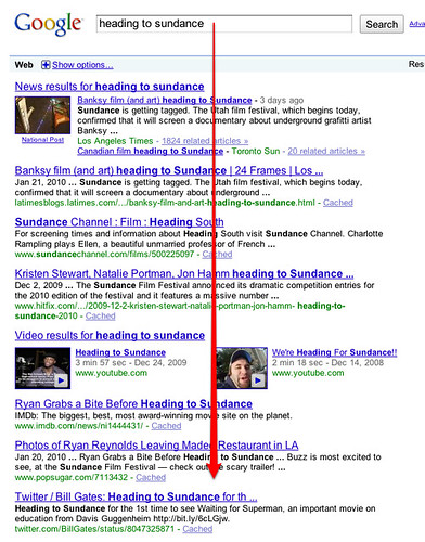 heading to sundance - Google Search