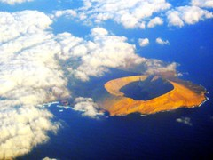 volcano near Lanzarote ( the-best-is-yet-to-come ) Tags: sea sky clouds lanzarote canaryislands vulkan