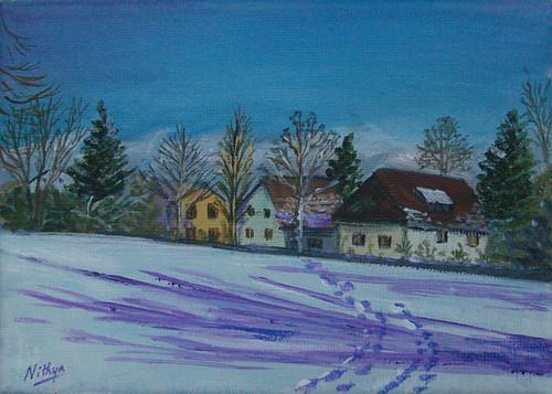 Snowscape #7