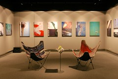 "2006 Solo exhibition ""mius"""