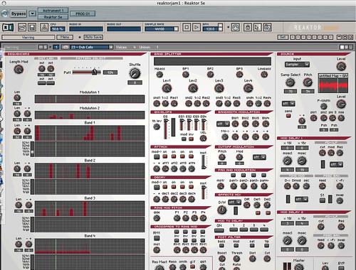 reaktor: vierring screenshot