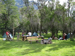 Camping Lago Cholila