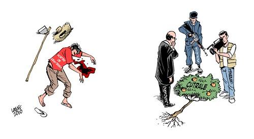 Prioridades - Por Carlos Latuff