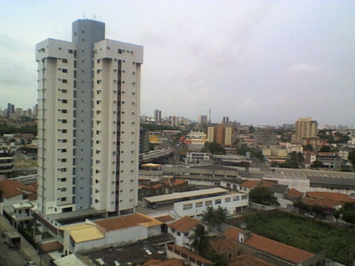 Fortaleza from apt window.