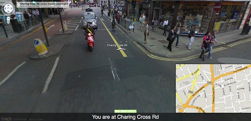StreetView Fun by  you.