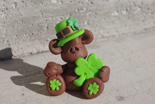 Luck O' Irish Bear Giveaway