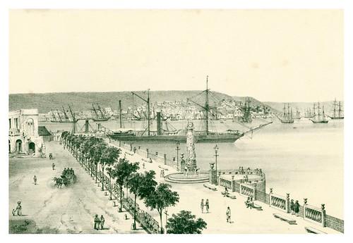 011- Cuba-Alameda de Paula-Álbum pintoresco de la Isla de Cuba- 1853