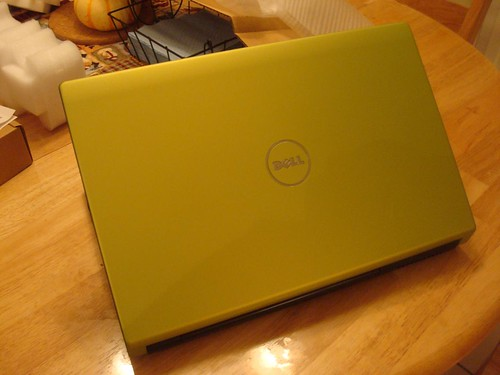 My New Laptop!
