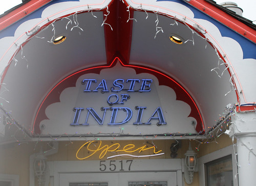 Best Indian food in town