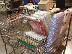 Paulines cart