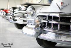 Cadillac Classic (Abdulaziz Alkhaldi / @alkhaldislr) Tags: windows portrait color classic love car digital photoshop canon photography eos 50mm iso100 nice flickr shoot lol great taken off cadillac adobe saudi arabia interest 580ex cs4 dammam abdulaziz  redeyereduction 400d  khalijy alkhaldi