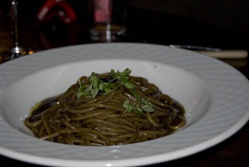 bistro vue_giovanni fabbri truffle pasta