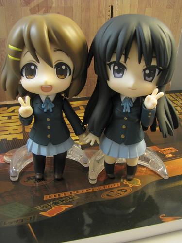 Nendoroid Yui & Mio