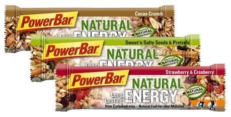 Novedad en PowerBar: Barrita PowerBar