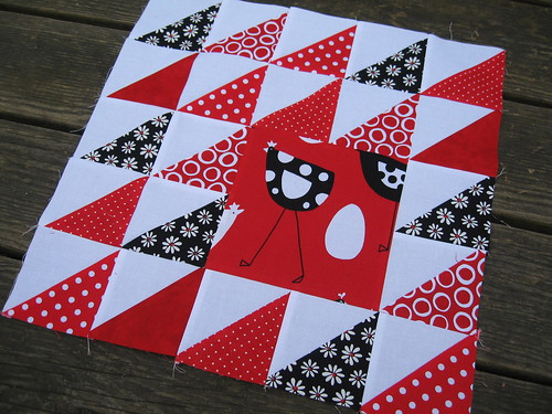 Buzz Cuts | Block #1 for sunflowerquilt