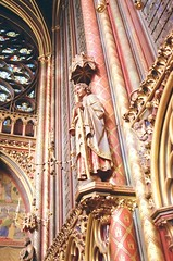 Saint Chapelle Paris (Gilmar Hermes) Tags: paris france church frankreich europa europe gothic iglesia kirche frana chiesa igreja francia iledefrance kerk parigi frankrike saintchapelle gtico  francja  kostol franczsko franc pranczija sipal
