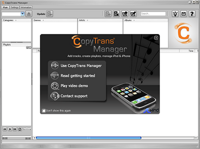 Gerencie o conteúdo do seu iPod ou iPhone sem o iTunes