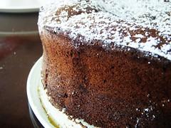 flourless chocolate cake (tyler florence's) - 37