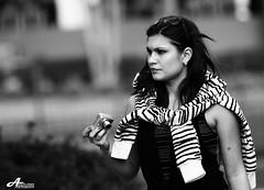 Black and White (ZiZLoSs) Tags: portrait usa white black canon eos us florida usm aziz abdulaziz  f56l 450d zizloss  canoneos450d ef400mm 3aziz almanie abdulazizalmanie
