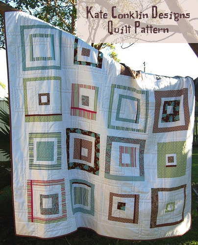 Kate Conklin Designs Quilt Pattern