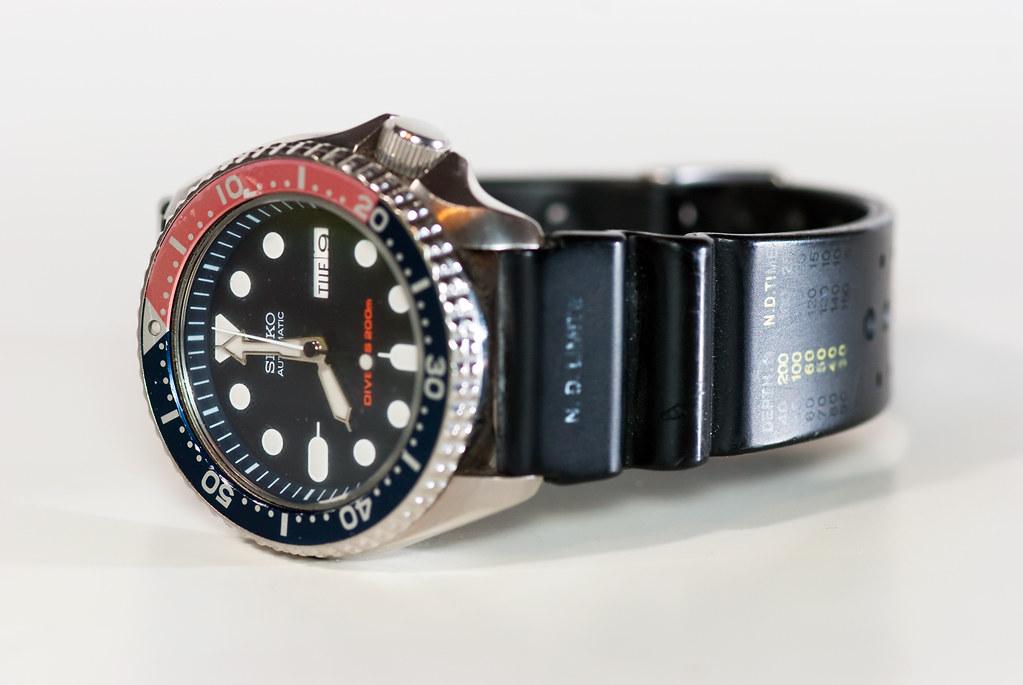 Dive O'clock Seiko 7S26-0020