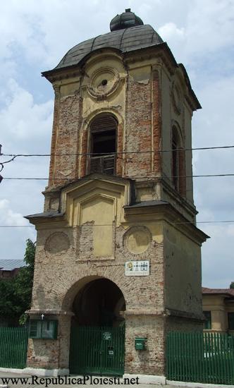 Turnul Clopotnita - in prezent