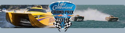 Lake Cumberland grand prix logo