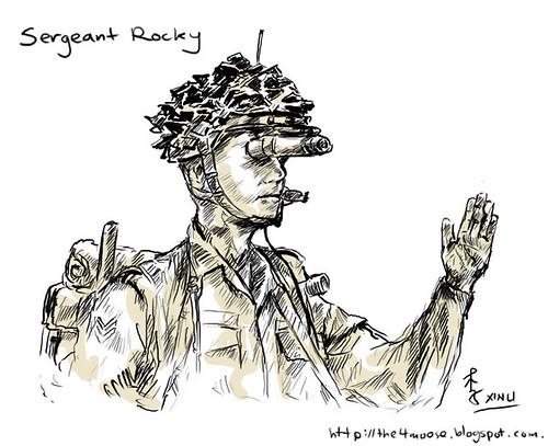 Sergeant Rocky