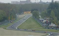 Vista panoramica Autodromo Imola