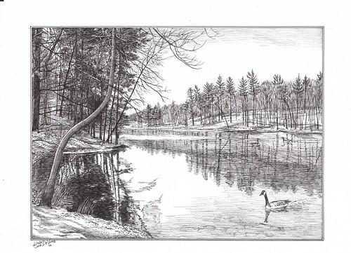 CV Park Lake