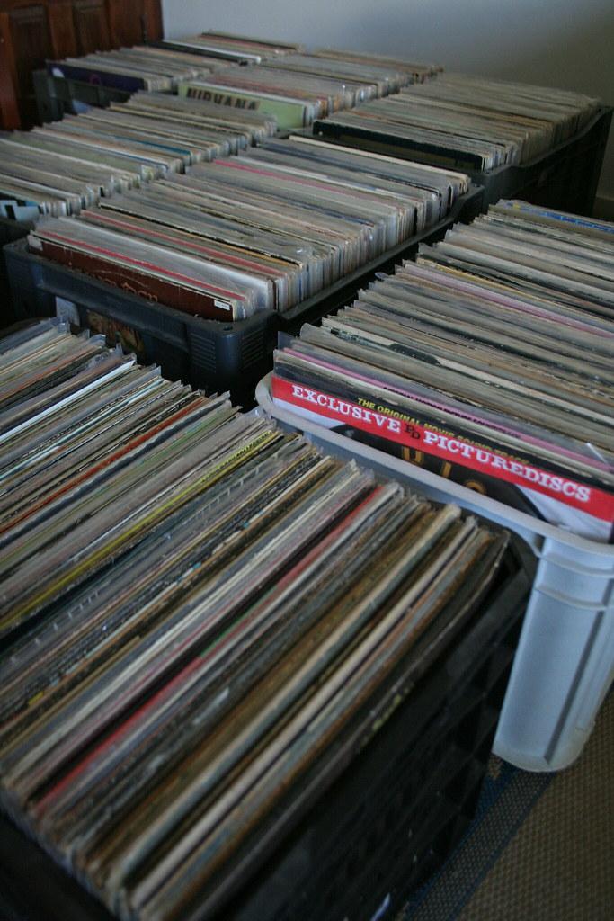 Discos e mais discos