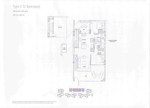 2-bedroom Cabana