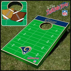 St Louis Rams Bean Bag Toss Game