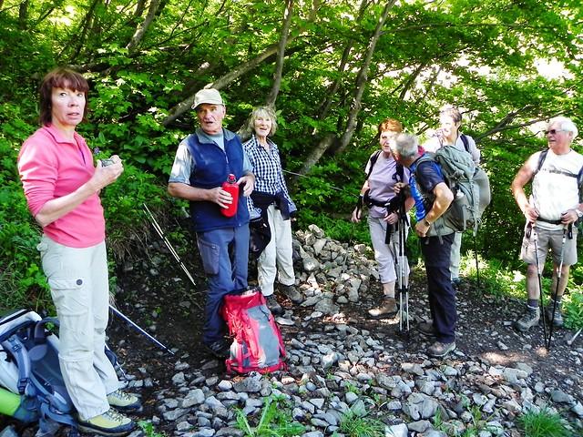Sur le sentier du Mont d'Armenaz 005