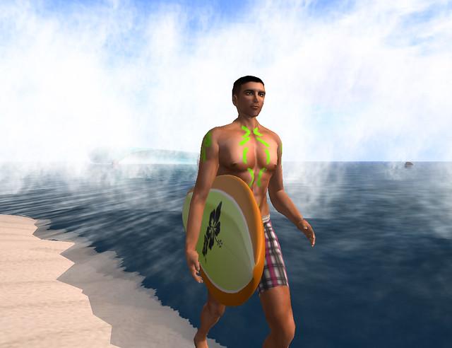 Manywear Surfing