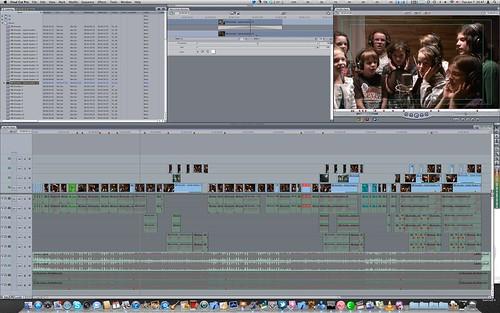Het Vaderdag filmpje in Final Cut Pro
