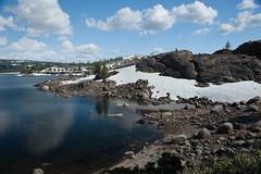 IH_LoonLake-10 (MSRFX) Tags: lake snow fall ice water clouds eldorado nationalforest loonlake nikond700