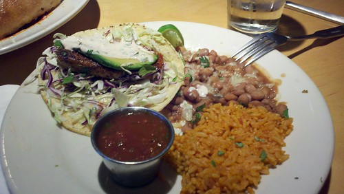 Fish Tacos at B-Line by carmenkchan19