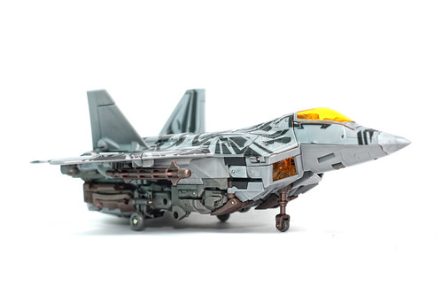 HFTD Leader Class Starscream