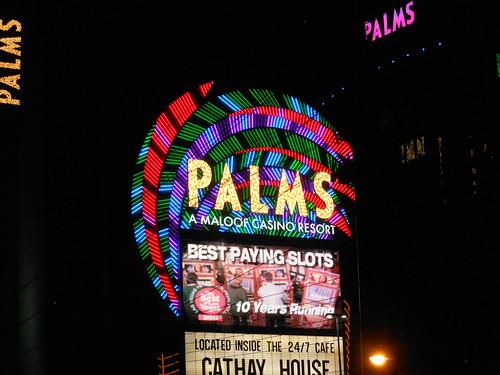 Palms sign