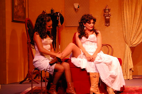 Karla y Johanna