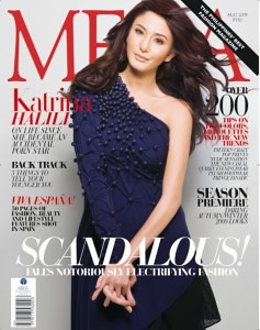 Katrina Halili Photoshop Disaster - Mega Magazine