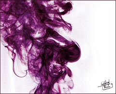 Smoke 2 (Ghida Alzahrani) Tags: lady purple smoke saeed    ghida       birsmoky