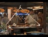 Monstergrill (mcPhotoArts™) Tags: germany bayern deutschland bavaria grill sausages bratwurst steaks volksfest mittelfranken fürth rostbratwurst grillmeister nürnbergerrostbratwurst kirchweih canoneos400d sigma1770mm2845dcmacro photoshopcs4 ©bumblebeephotografix fürtherkirchweih