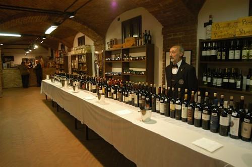с 7 по 16 сентября в городе Асти праздник вина