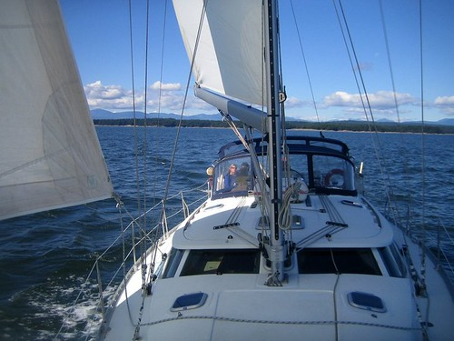 Sailing the Flat Top Islands