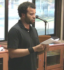 Poet Douglas Kearney (Edward Headington) Tags: poet douglaskearney