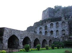 Golconda (Ajay ^^) Tags: family hyderabad golconda