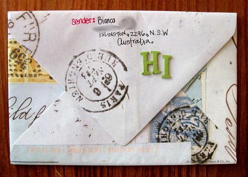 envelope hi