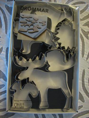 Ikea cutters